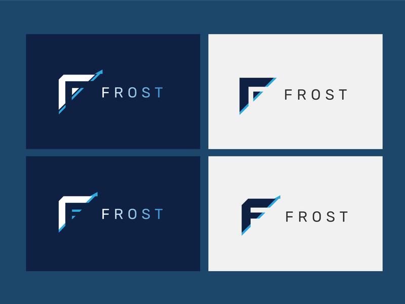 Frost Logos Concepts vector graphic design concepts logos logo