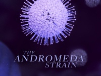 The Andromeda Strain | Book Cover