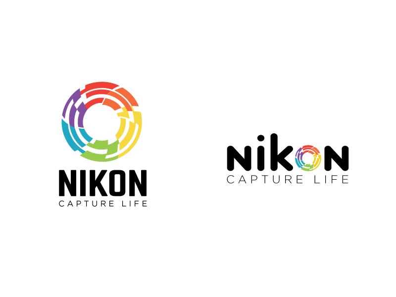 Nikon Rebrand nikon only if
