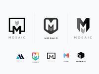 Mosaic Logos