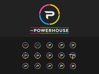 Powerhouse Logos