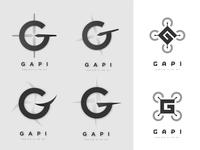 GAPi Logo Concepts 3