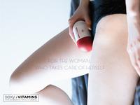 Sexy Vitamins Women Ad