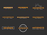 Macgradys Logo Concepts
