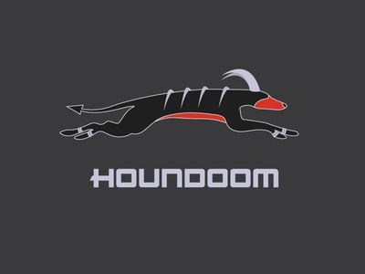 Houndoom logos poke
