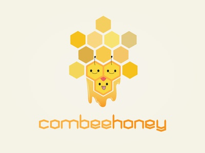 Combee Honey logos poke