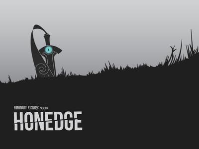 Honedge honedge logos poke