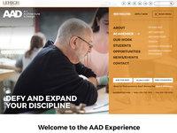 Aad designsr2 menu