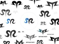 Sathya Ram Logo Concepts