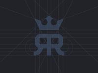 Reina Rebuilds logo design