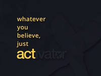 Activator Studios - Just Act