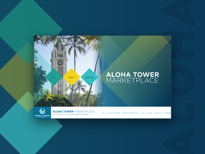 Aloha Tower design