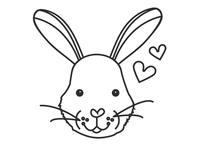 Kk - Kærlig kanin
