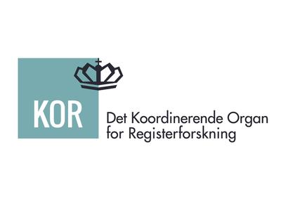 Logo for KOR logo
