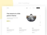 Ogo Blog Page