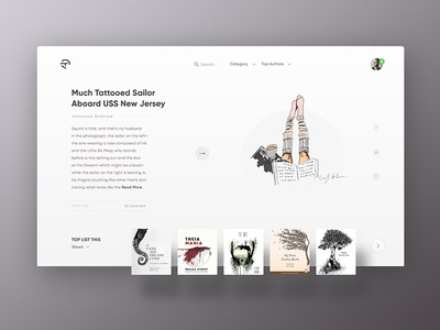 Poetry Website Exploration