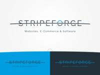 StripeForge Logotype