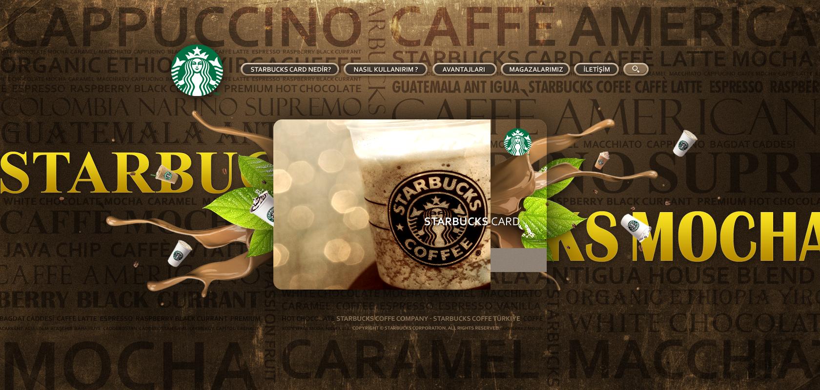 Tayfun Geçim / Projects / Starbucks Card | Dribbble