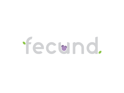 Investment Firm Fecund Logo bank investment concept logo
