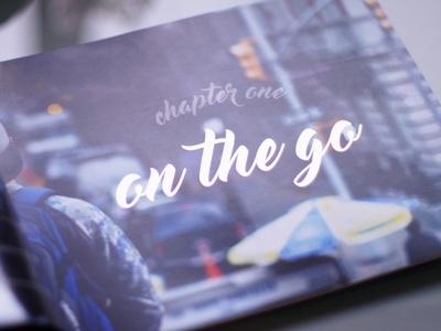 Script Font Title book chapter title font script