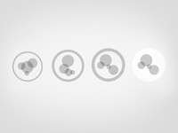 Icons for a logo concept