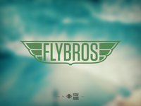 FLYBROS — identity concept