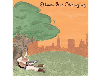 JAMIE FOX DIGITAL ALBUM COVER: first version