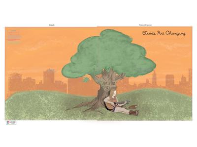 JAMIE FOX JACKET ALBUM PACKAGE DESIGN: first version