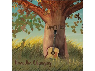 JAMIE FOX DIGITAL EP COVER DESIGN: final version