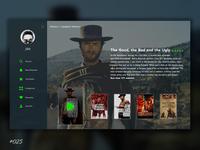 Daily UI 025 Movie App