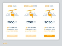 Daily UI 030 Pricing