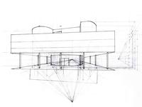Villa Savoye (Le Corbusier) - WIP