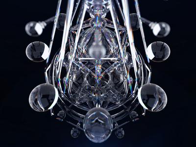 Drops 3d brand octanerender sidefx b3d houdini octane