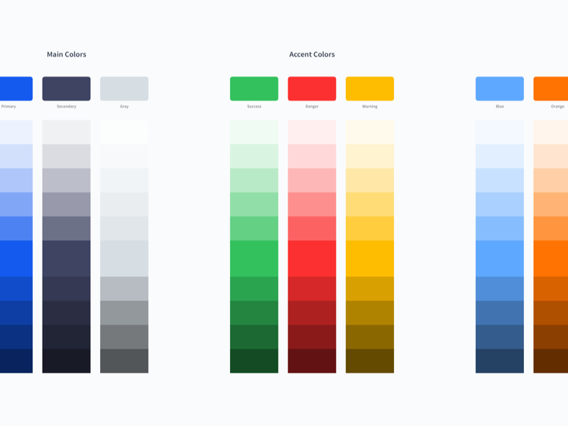 Customizable Palette (.sketch) sketchapp sketch web uiux colors palette