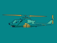 Weapons Helicopter