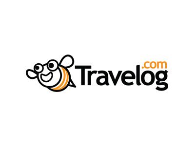 Travel Logo agency tourist business professional travel creative colorful brand food logo