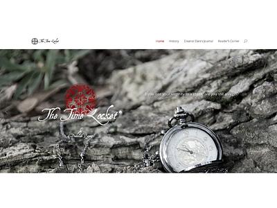 The Time Locket Logo visual identity design branding logo design logo