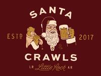 Holiday Pub Crawl Logo