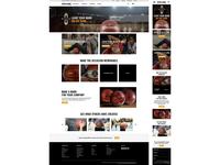 Spalding UDesign Landing Page