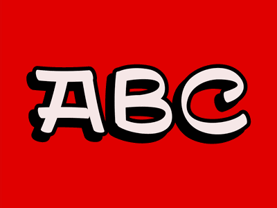Sidestroke Font brushpen brushes myfonts script brush lettering vector type