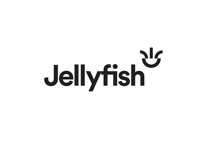 Jellyfish branding design design icon logo branding
