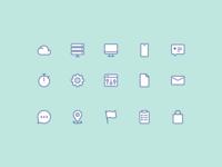 Network Icon Suite