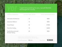 Daily UI - 046 - Invoice
