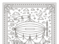 Coloringbook page5 full