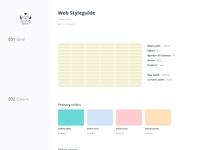 Justmighty styleguide big