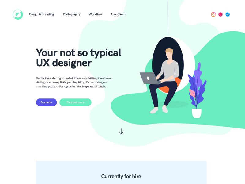 Personal/Business Website - Op Het Web