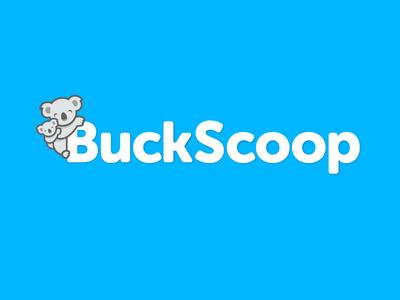 Buckscoop Rebrand australia rebrand logo coupon deals