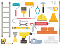 Construction Site Tools