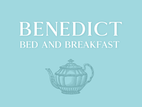 Bed And Breakfast Concept