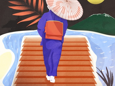 Original poesia lecture book magazine digitalagency digitaldesign illustration japan
